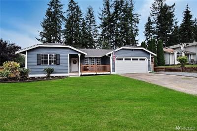 Bonney Lake Single Family Home Contingent: 20618 117th St E