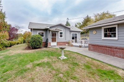 Puyallup Single Family Home For Sale: 207 17th Ave SE