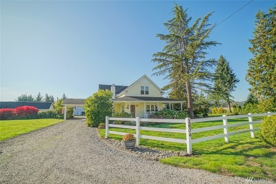 Puyallup Farm For Sale: 2804 16th Ave NW