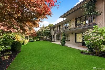 Seattle Single Family Home For Sale: 3344 E Shore Dr