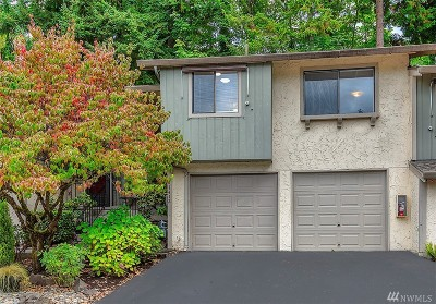 Kirkland Condo/Townhouse For Sale: 11412 105th Place NE #I-30