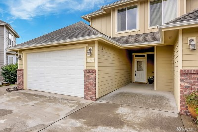 Lynden Condo/Townhouse For Sale: 2019 Bender Park Blvd #a