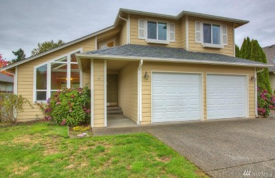 Maple Valley Single Family Home For Sale: 22901 SE 281st Place