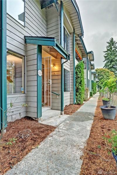 Everett Condo/Townhouse For Sale: 8407 18th Ave W #6-102
