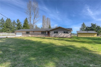 Olympia Single Family Home For Sale: 8342 Spurgeon Creek Rd SE