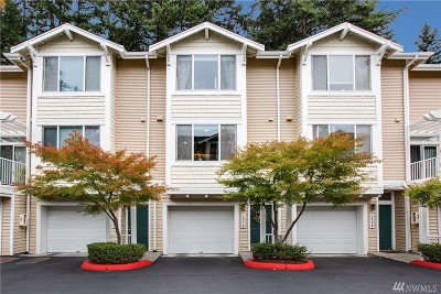 Bothell Condo/Townhouse For Sale: 16376 119th Lane NE