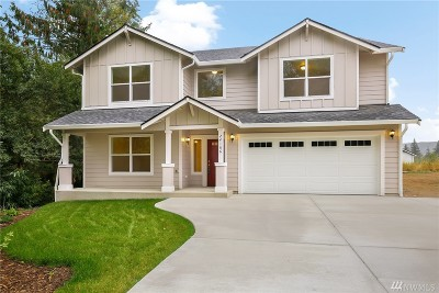 Mount Vernon Single Family Home Contingent: 24166 Nookachamp Hills Dr