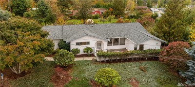 Bellingham Single Family Home For Sale: 3615 Vining St