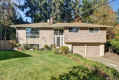 Lynnwood Single Family Home For Sale: 5525 190th St SW