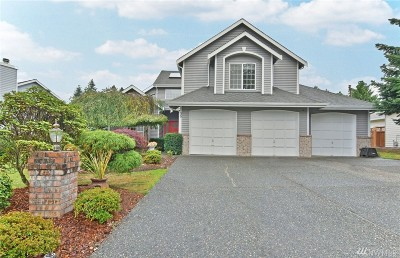 Bothell Single Family Home For Sale: 30 174th St SW