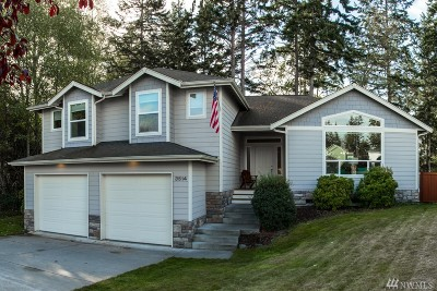 Anacortes Single Family Home For Sale: 3514 Marion Wy