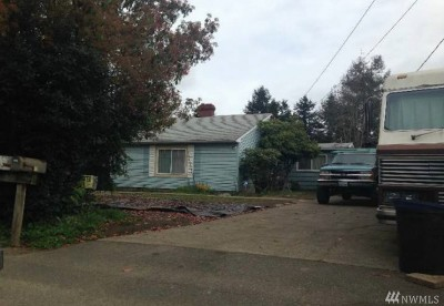 Puyallup Single Family Home For Sale: 11011 61st St Ct E