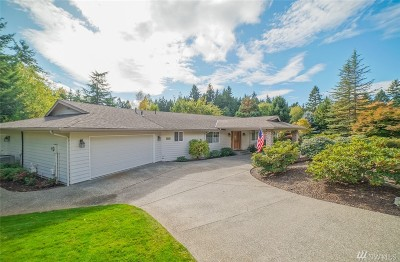 Gig Harbor Single Family Home For Sale: 2204 35th St NW