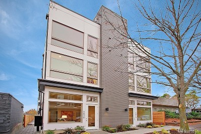 King County Single Family Home For Sale: 5433 California Ave SW #C