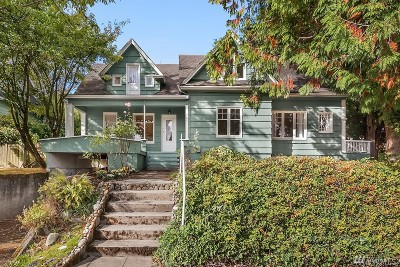 Single Family Home For Sale: 157 NE 56th St