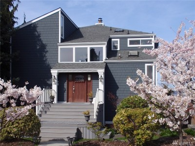 Tacoma Single Family Home For Sale: 2105 N 27th St