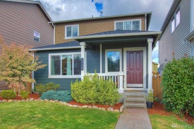 Spanaway Single Family Home For Sale: 1739 180th St Ct E