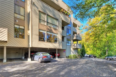 Seattle Condo/Townhouse For Sale: 2510 W Manor Place #114