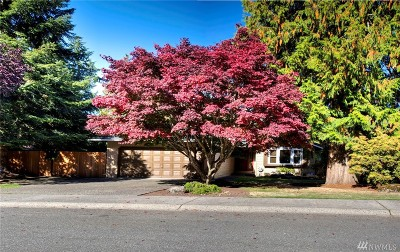 Snohomish Single Family Home For Sale: 5511 127th Place SE