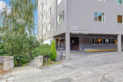 Seattle Condo/Townhouse For Sale: 308 E Republican St #503