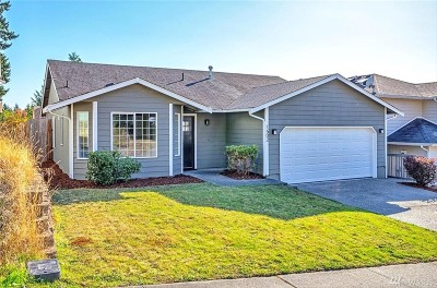 Spanaway Single Family Home For Sale: 1502 200th St Ct