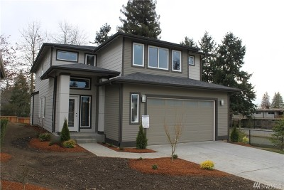 Kent Single Family Home For Sale: 9315 S 243rd Place