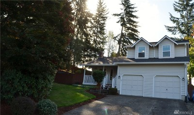 Puyallup Single Family Home For Sale: 2905 31st St Pl SE