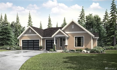 Port Orchard Single Family Home For Sale: 4876 Castleton Rd SW