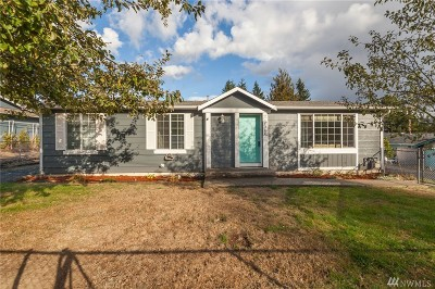 Bonney Lake Single Family Home For Sale: 8308 183rd Ave E