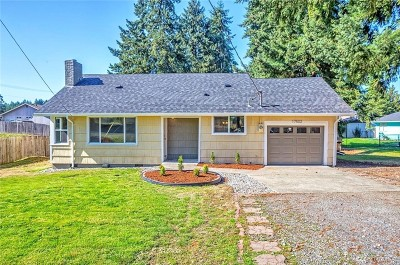 Spanaway Single Family Home For Sale: 17502 Park Ave S