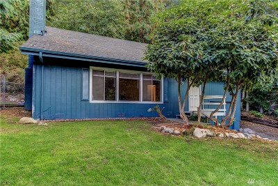 Issaquah Single Family Home For Sale: 1570 Wildwood Blvd SW