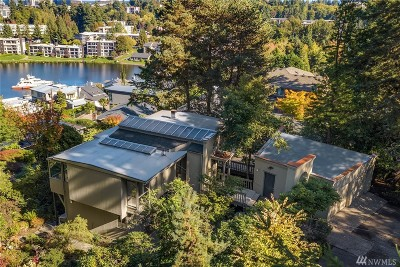 Bellevue Single Family Home For Sale: 9630 SE 5th St