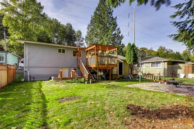 Single Family Home For Sale: 6950 24th Ave SW