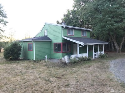 Chehalis Single Family Home For Sale: 1430 Centralia-Alpha Rd