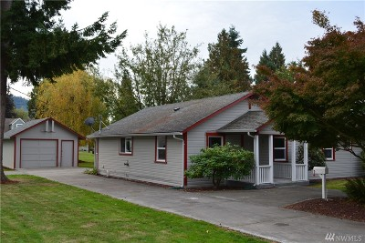 Sedro Woolley Single Family Home For Sale: 1039 Warner St