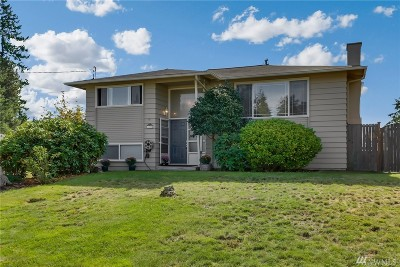 Mountlake Terrace Single Family Home For Sale: 4502 225th Place SW