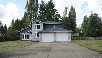 Puyallup Single Family Home For Sale: 15208 111th Av Ct E