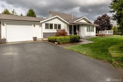 Lynden Single Family Home For Sale: 8495 Double Ditch Rd
