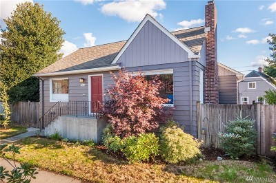 Single Family Home For Sale: 7418 Winona Ave N