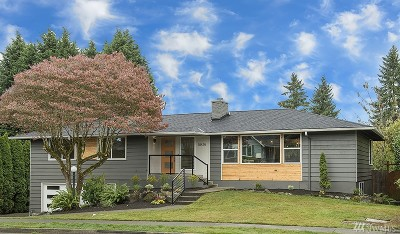 Bothell Single Family Home For Sale: 10425 NE 198th St
