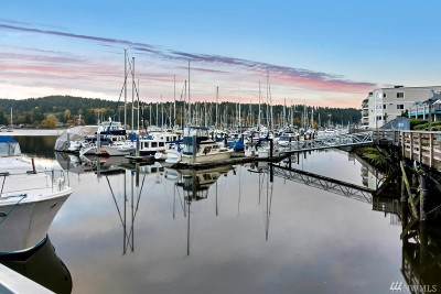 Gig Harbor Condo/Townhouse For Sale: 3901 Harborview Dr #A-1