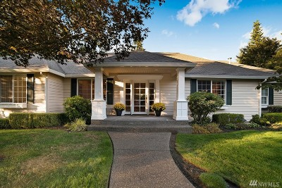 Olympia Single Family Home For Sale: 2222 60th Lane NW