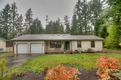 Lacey Single Family Home For Sale: 6802 33rd Ave SE