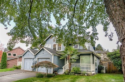 Issaquah Condo/Townhouse For Sale: 4165 244th Place SE