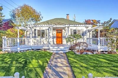 Tacoma Single Family Home For Sale: 6807 S Fife St