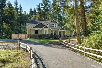 Maple Valley Single Family Home For Sale: 24433 SE 192nd St
