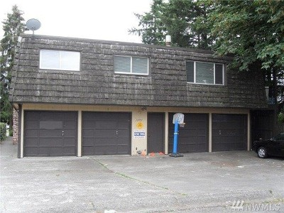 Renton Multi Family Home For Sale: 13951 SE 173rd Place