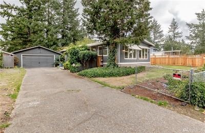 Bonney Lake WA Single Family Home For Sale: $224,950