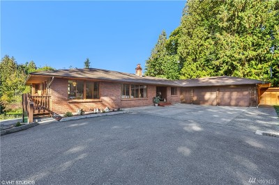 Marysville WA Single Family Home For Sale: $695,000