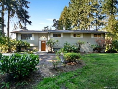 Redmond Single Family Home For Sale: 7615 230th Ave NE